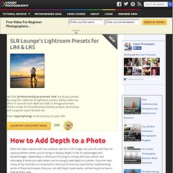 » How to Add Depth to a Photo