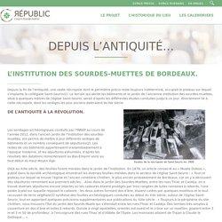 Depuis l'antiquité... - Projet (Ré)public - Castéja