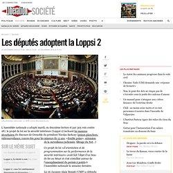 Les députés adoptent la Loppsi 2
