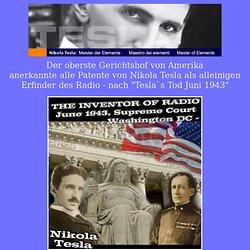 "Der Fall ""Marconi - Tesla"""