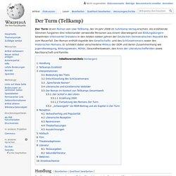 Der Turm (Tellkamp)
