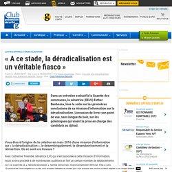 « A ce stade, la déradicalisation est un véritable fiasco » - Club Prevention Securite