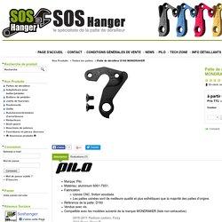 Patte de dérailleur D160 MONDRAKER - SOS Hanger