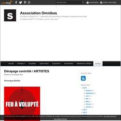 Dérapage contrôlé / ARTISTES - Association Omnibus