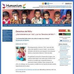 Humanium – Juntos por los derechos del niño