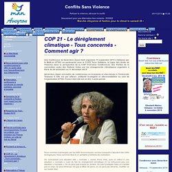 SOCIAL/COP 21 - Le d r glement climatique - Tous concern s - Comment agir ?.html