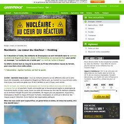 2011 : des militants de Greenpeace se sont introduits dans la centrale nucléaire de Nogent-sur-Seine