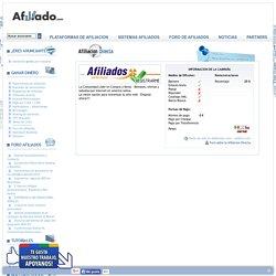 deRemate.com / deReto.com - Programa de afiliados directo y anunciante privado en Tiendas Online.