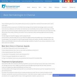 Best Dermatologist in Chennai