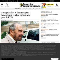 George Blake, le dernier agent britannique célèbre espionnant pour le KGB