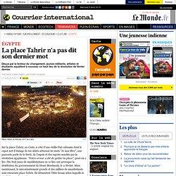 La place Tahrir n'a pas dit son dernier mot