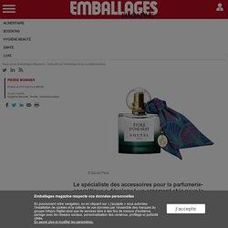 Le dernier parfum de Goutal Paris se pare d'un foulard signé Seram