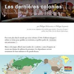 Les dernières colonies
