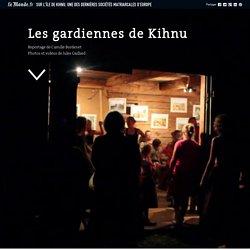 Sur l'île de Kihnu, une des dernières sociétés matriarcales d'Europe