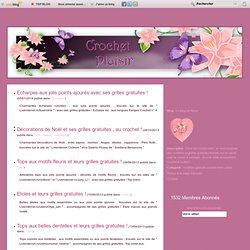 Le blog de Anne - Liste des derniers articles parus sur crochet-plaisir.over-blog.com