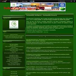 DESERTEC - Liste des derniers articles parus sur desertec-mediterranee.over-blog.com