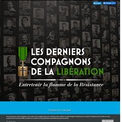 Les derniers Compagnons de la Libération