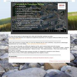 L'analyse de l'IRSN du déroulement de l'accident de Fukushima Daiichi en mars 2011