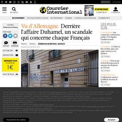 Derrière l'affaire Duhamel, un scandale qui concerne chaque Français