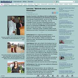 """Interview: """"Warlords sind ja auch keine Chorknaben"""" - Somalia"""