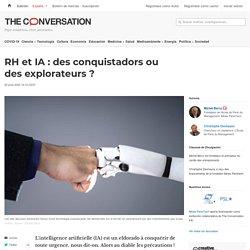 RH et IA : des conquistadors ou des explorateurs?