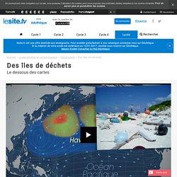 Des îles de déchets - lesite.tv