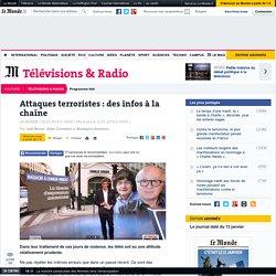 Des infos à la chaîne - lemonde.fr