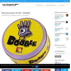 Des jeux pour le FLE : Dobble