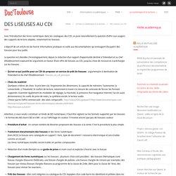 Des liseuses au CDI – Doc'Toulouse