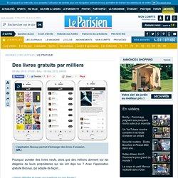 Le Parisien - des livres gratuits par milliers