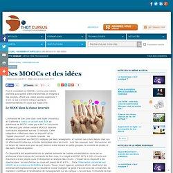 03/2013 Des MOOCs & des idées