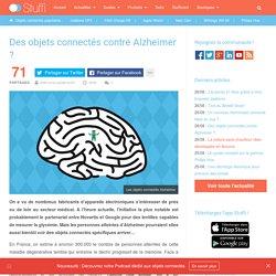 Des objets connectés contre Alzheimer ?