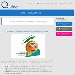Des Outils adaptés - QUALEVA