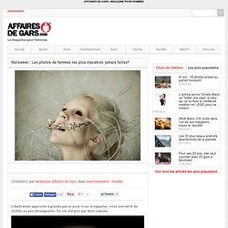 Des photos macabres de femmes