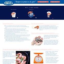 MITI NANTES - Des questions (concerne le secteur de la crevette)