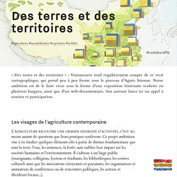 Des terres et des territoires