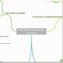 Des webdocumentaires en classe