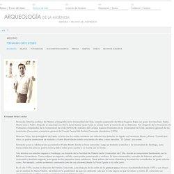 Fernando Ortiz, Detenido Desaparecido el 15 de diciembre de 1976Memoria y Archivo de relatos de vida de la represión
