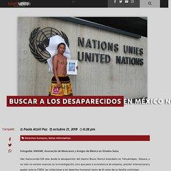 Buscar a los desaparecidos en México no es una prioridad: caso Bruno Avendaño ~ Rompeviento TV