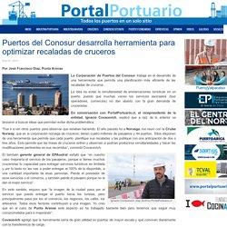 Puertos del Conosur desarrolla herramienta para optimizar recaladas de cruceros - Portal Portuario
