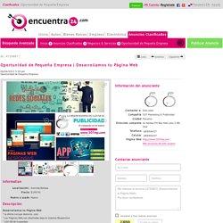Desarrollamos tu Página Web