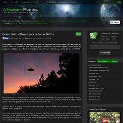 Desarrollan software para detectar OVNIs