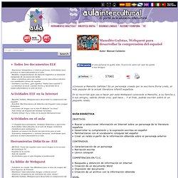 Manolito Gafotas, Webquest para desarrollar la comprensión del español