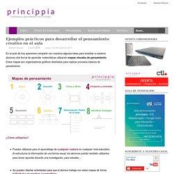 Innovación Educativa con tecnología: Ejemplos prácticos para desarrollar el pensamiento creativo en el aula