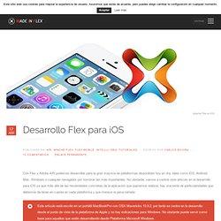 Creando soluciones RIA con Apache Flex