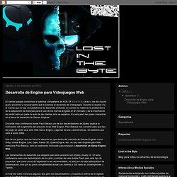 Desarrollo de Engine para Videojuegos Web