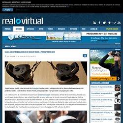 Habrá un kit de desarrollo de Oculus Touch a principios de 2016