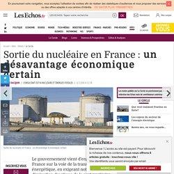 Sortie du nucléaire en France : un désavantage économique certain, Le Cercle