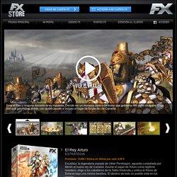 El Rey Arturo. Descarga juego de estrategia de PC en español