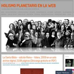 La Santa Biblia – edición Reina – Valera, 2009 en un solo archivo digital, 2108 páginas (Descarga gratuita en PDF)